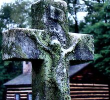 Moss on the Cross by Carrie Blackwood