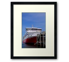 Time for a holiday!!! Framed Print
