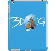 3-Dog #1 iPad Case/Skin