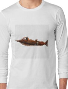 The Nautilus by Pierre Blanchard Long Sleeve T-Shirt