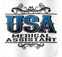 USA MEDICAL ASSISTANT Poster