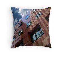 Cityscapes - Reflector Throw Pillow