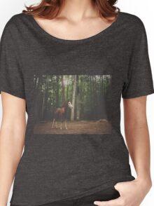 Flirt the Foal Women's Relaxed Fit T-Shirt