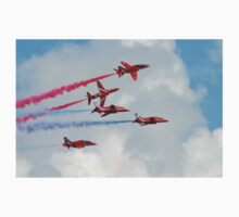Red Arrows formation Kids Tee