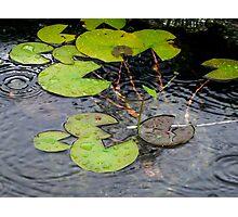 ripples of joy Photographic Print