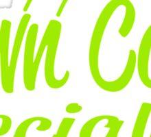LAWN CARE SPECIALIST Sticker