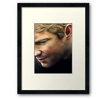 John Watson Framed Print