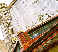 Queen Theater, Another View by Aggiephilia