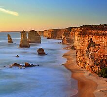 The 11 Apostles ...? - Great Ocean Road, Victoria by Step9