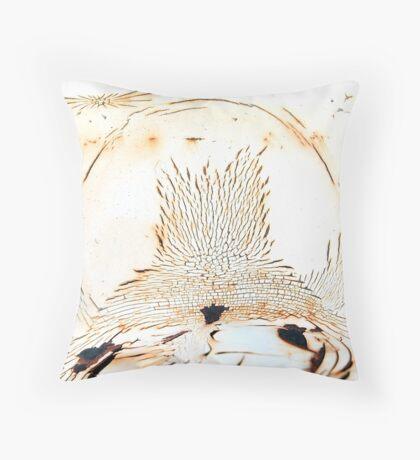 Water Globe Throw Pillow