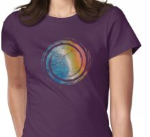 Emotions - JUSTART © Womens Fitted T-Shirt