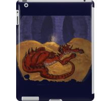 The Hobbit - Smaug the Terrible iPad Case/Skin