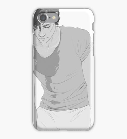 Dancer Sherlock iPhone Case/Skin