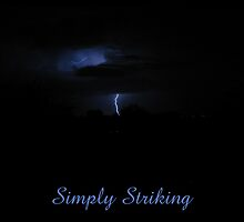 Simply Striking  by Kimberly Chadwick