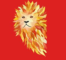 Fire Lion Unisex T-Shirt
