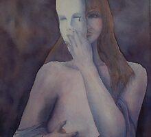 Mask Series 2840 x 1560 by Ellen Keagy