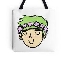 M flower boy Tote Bag