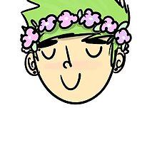 M flower boy by ohemmoh