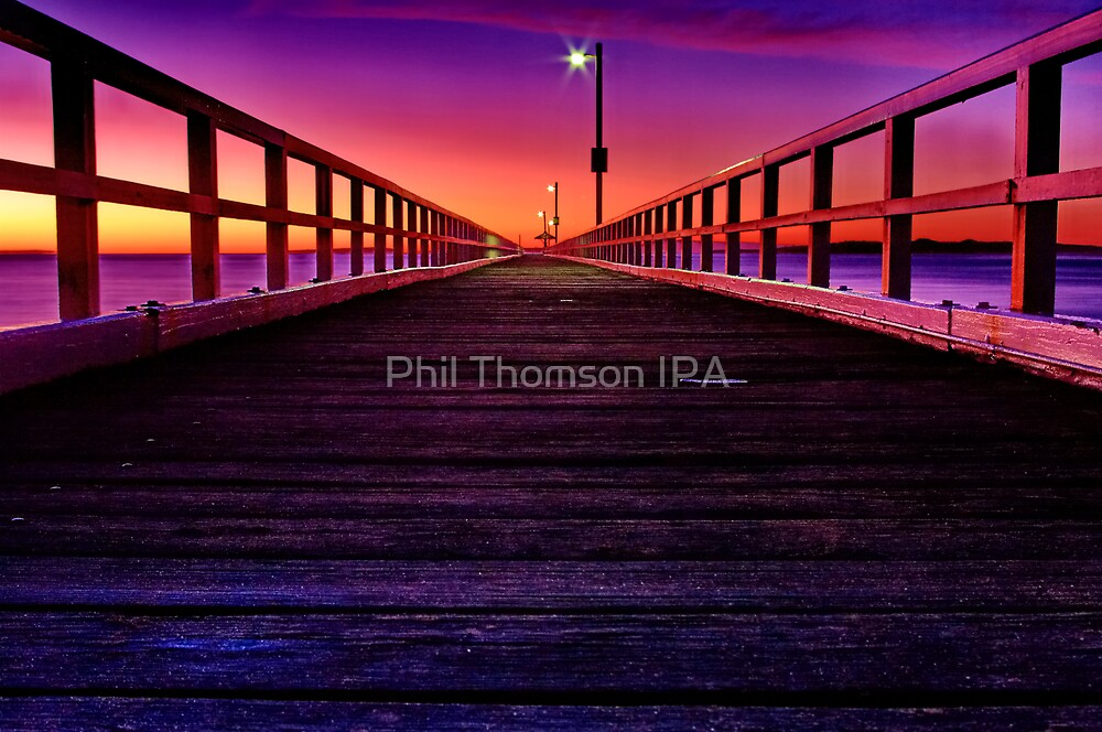 """""""Eastbound"""" by Phil Thomson IPA"""