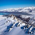 The Abbot - Southern Alps NZ by Dean Mullin