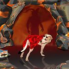 The Devil Dog by Dennymon