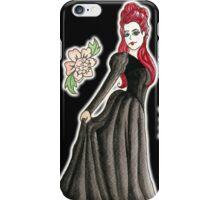 Gothic Rococo iPhone Case/Skin