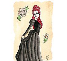 Gothic Rococo Photographic Print