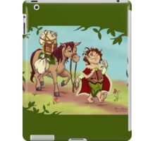 The Hobbit - And Back Again iPad Case/Skin