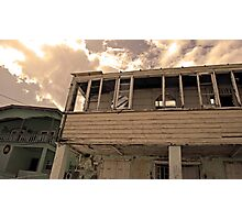 Grenada homes Photographic Print