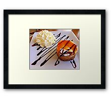 Creme Catalan.........................Majorcan Style Framed Print
