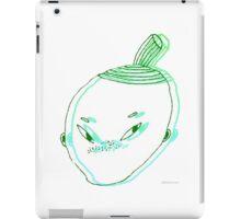 cute lil freckle faced nerd iPad Case/Skin