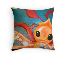 Pickle Throw Pillow