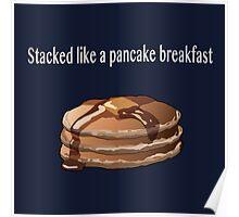 Pancake Breakfast  Poster
