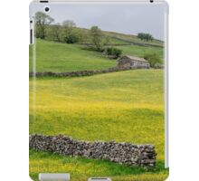 Yorkshire Dales in Summer iPad Case/Skin