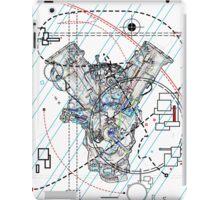 Construction Line Engine iPad Case/Skin