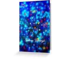 SEASONS GREETINGS!!!.....Christmas song Greeting Card