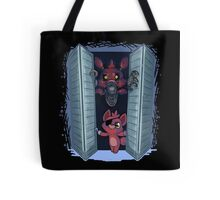 Something's in your closet  Tote Bag