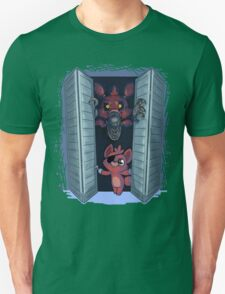 Something's in your closet  T-Shirt