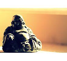 Peace, Buddha Photographic Print