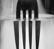 Fork in Water by Gary Browne