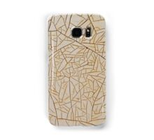 Paint of Ages - Rustic Pattern Backgrounds Samsung Galaxy Case/Skin