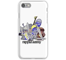 The Nipple Army iPhone Case/Skin