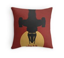 Firefly - Serenity Silhouette - Joss Whedon Throw Pillow