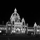 Vancouver Island , Parliament House by Ali Brown