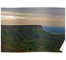 View of Roulston Scar Poster