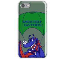 Moaten Gator iPhone Case/Skin