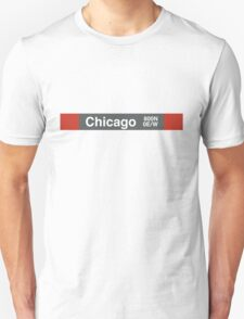 Chicago - Red Line T-Shirt