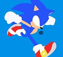 Sonic by ejstupid