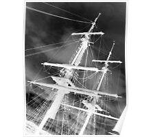 Ghost Masts Poster