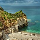 Thornwick Bay Flamborough 1 by spemj